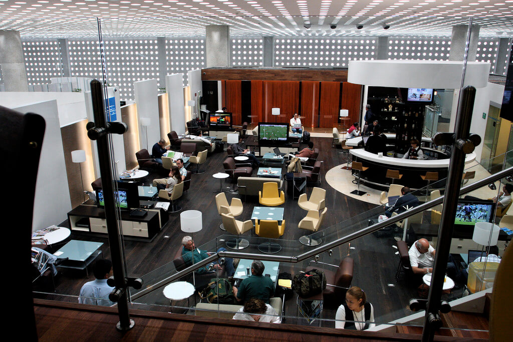 American Express Is Opening A Massive Centurion Lounge At